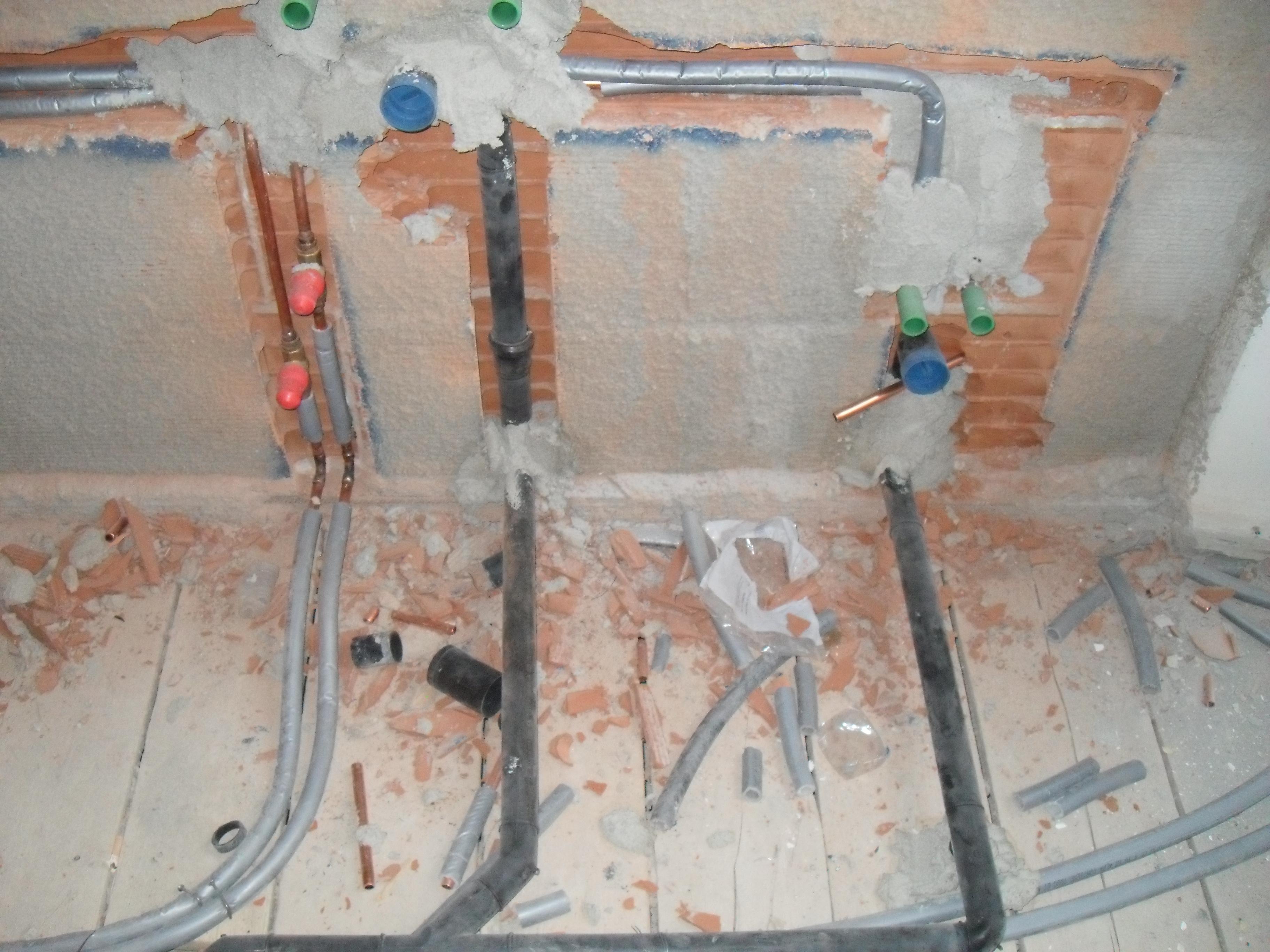 Rifare Impianto Idraulico Casa part 2